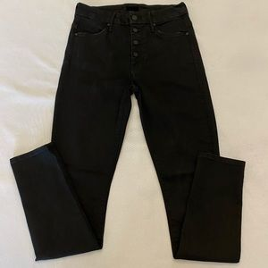 NEW MOTHER Denim Jeans, The Pixie, Ankle Skinny